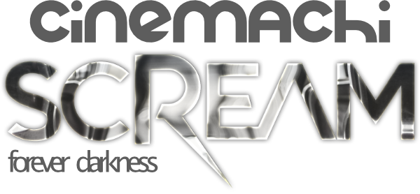 Cinemachi Scream logo